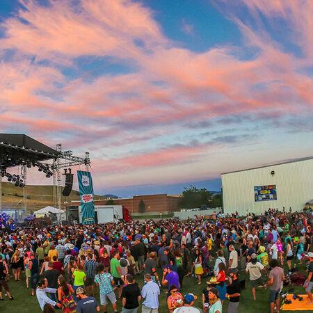 07/21/16 Big Sky Brewing Company, Missoula, MT