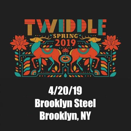 04/20/19 Brooklyn Steel, Brooklyn, NY