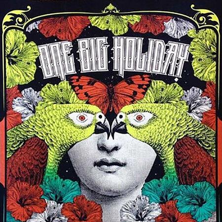 01/29/14 Hard Rock Hotel, One Big Holiday, MX