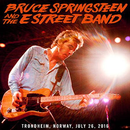 07/26/16 Granasen Arena, Trondheim, NO
