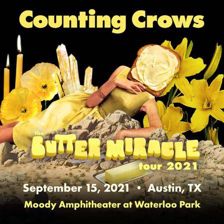 09/15/21 Moody Amphitheater at Waterloo Park, Austin, TX