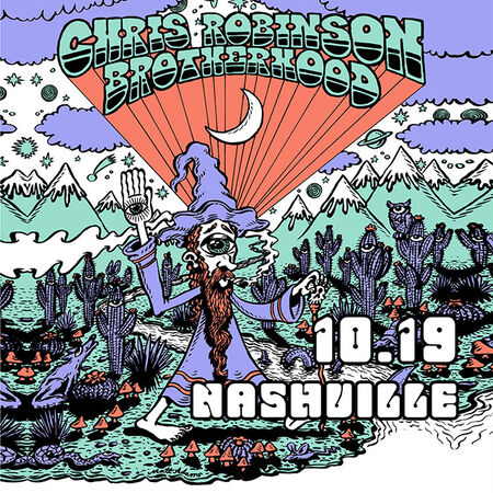 10/19/18 3rd & Lindsley, Nashville, TN
