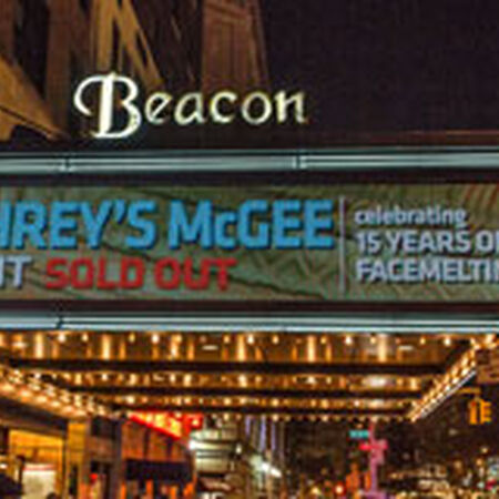 01/18/13 Beacon Theatre, New York, NY