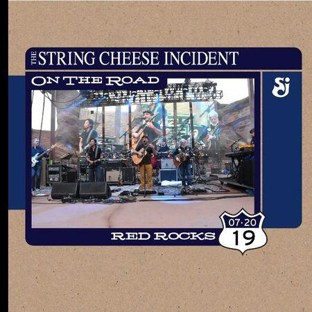 07/20/19 Red Rocks Amphitheatre, Morrison, CO