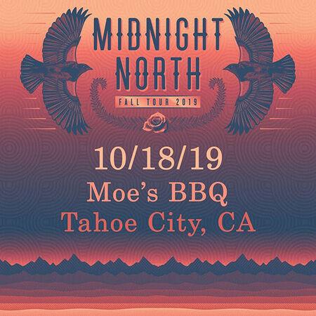10/18/19 Moe's Original BBQ, Tahoe City, CA