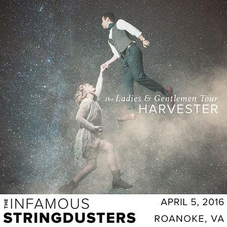 04/05/16 Harvester Performance Center, Rocky Mount, VA