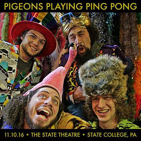 11/10/16 The State Theatre, State College, PA
