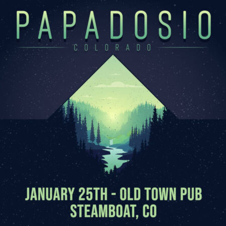 01/25/19 Old Town Pub, Steamboat, CO