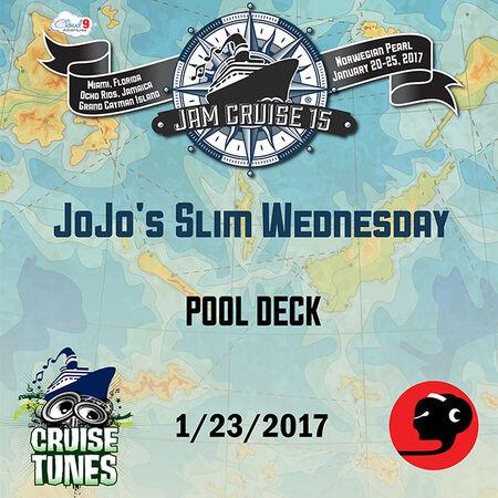 01/23/17 Pool Deck, Jam Cruise, US