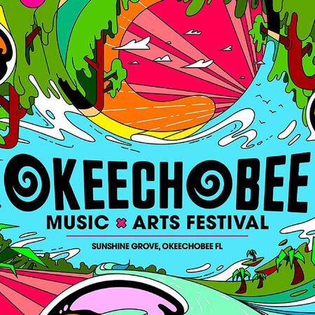 03/06/20 Okeechobee Music & Arts Festival, Okeechobee, FL