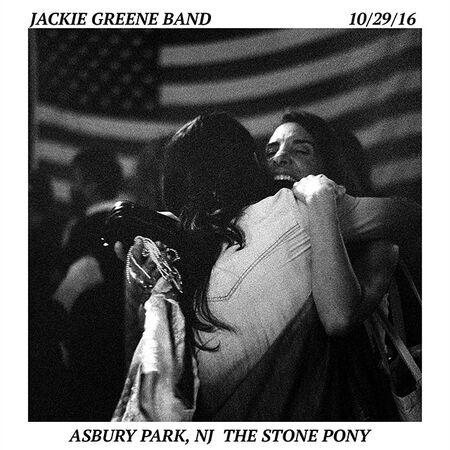 10/29/16 The Stone Pony, Asbury Park, NJ