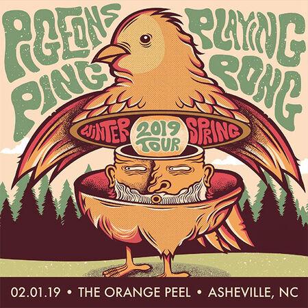02/01/19 The Orange Peel, Asheville, NC