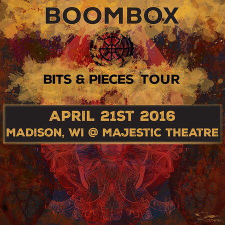04/21/16 Majestic Theatre, Madison, WI