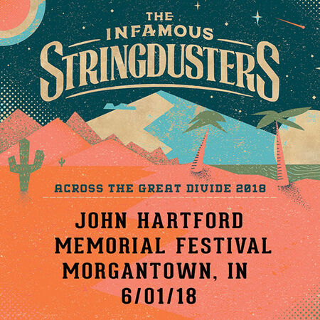 06/01/18 John Hartford Memorial Festival, Morgantown, IN