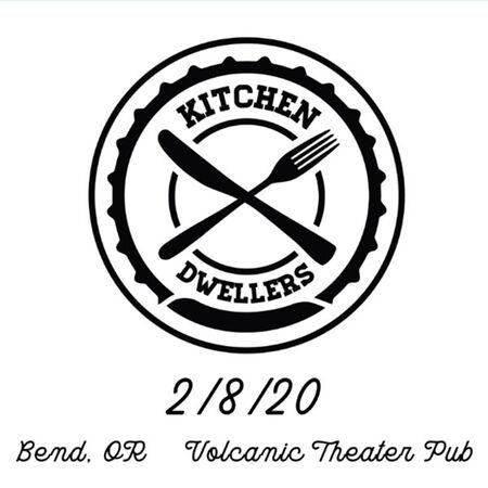 02/08/20 Volcanic Theatre Pub, Bend, OR