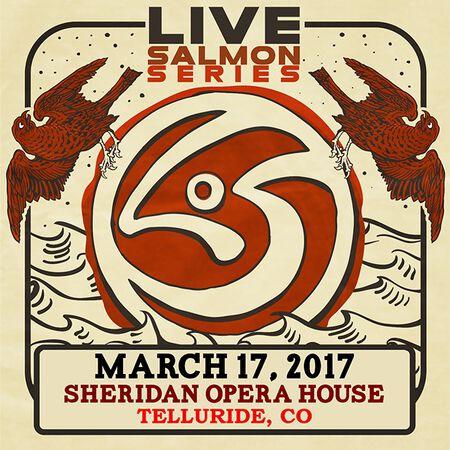 03/17/17 Sheridan Opera House, Telluride, CO