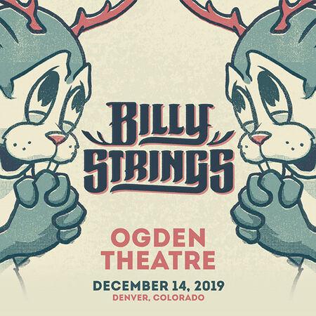 12/14/19 Ogden Theatre, Denver, CO
