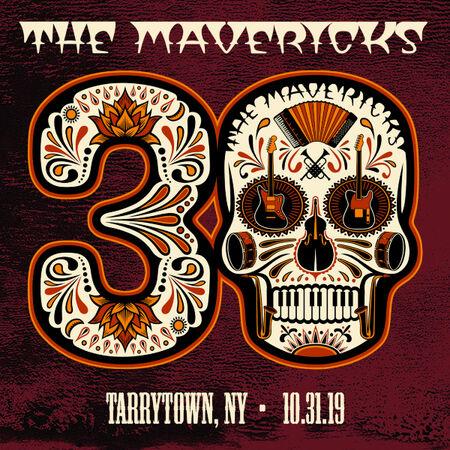 10/31/19 Tarrytown Music Hall, Tarrytown, NY