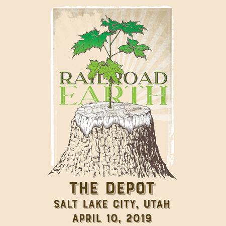 04/10/19 The Depot, Salt Lake City, UT