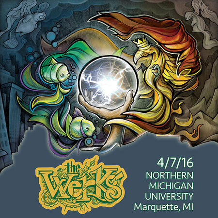 04/07/16 Northern Michigan University , Marquette, MI