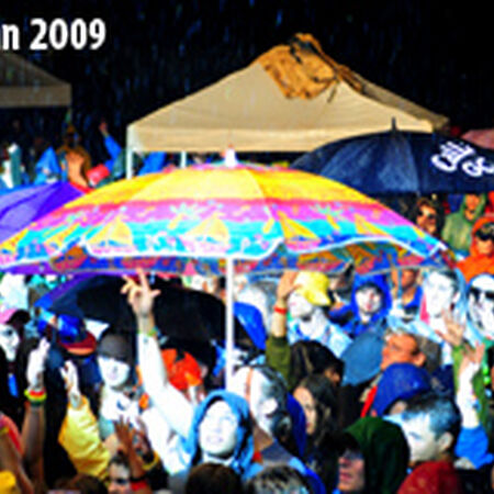 07/17/09 Camp Bisco, Mariaville, NY