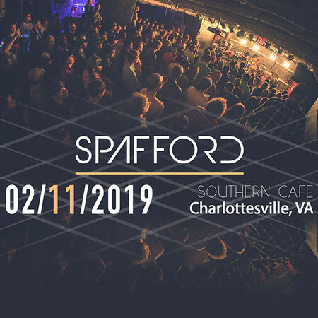 02/11/19 Southern Cafe, Charlottesville, VA