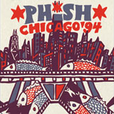 06/18/94 UIC Pavillion, Chicago, IL