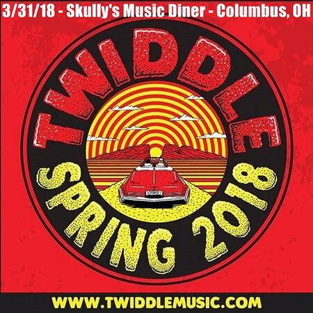03/31/18 Skully's Music Diner, Columbus, OH