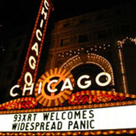 08/11/06 Chicago Theatre, Chicago, IL