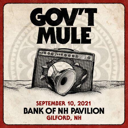 09/10/21 Bank of New Hampshire Pavilion at Meadowbrook, Gilford, NH