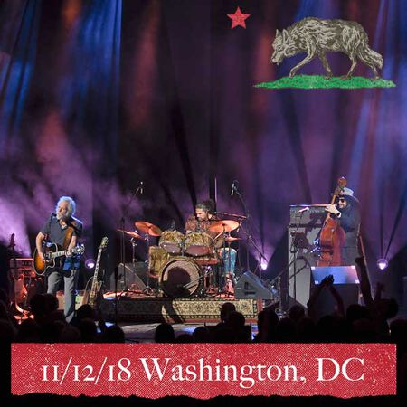 11/12/18 Warner Theatre, Washington, DC