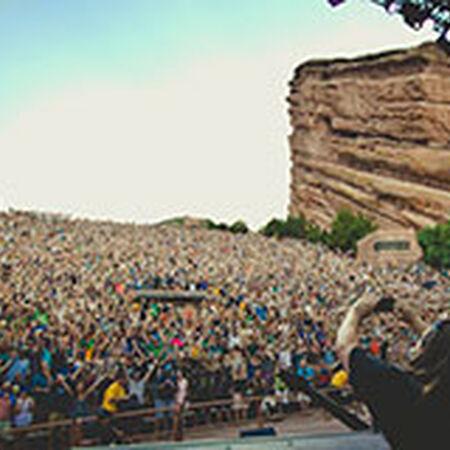 06/26/16 Red Rocks Amphitheatre, Morrison, CO