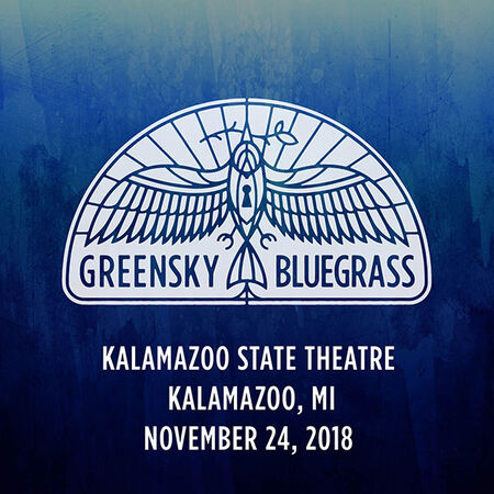 11/24/18 Kalamazoo State Theatre, Kalamazoo, MI