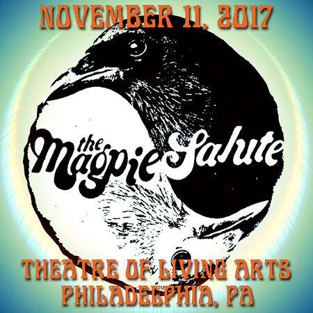 11/11/17 Theatre of Living Arts, Philadelphia, PA