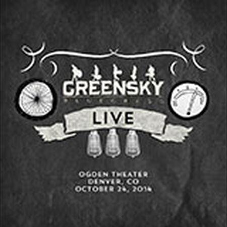 10/24/14 Ogden Theatre, Denver, CO