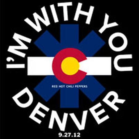 09/27/12 Pepsi Center, Denver, CO