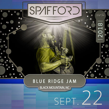 09/22/18 Blue Ridge Jam, Asheville, NC