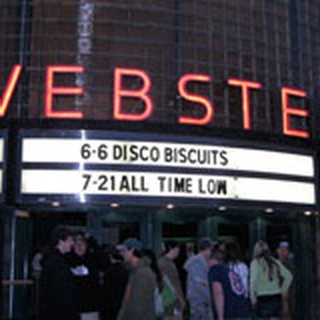 06/06/08 Webster Theater, Hartford, CT