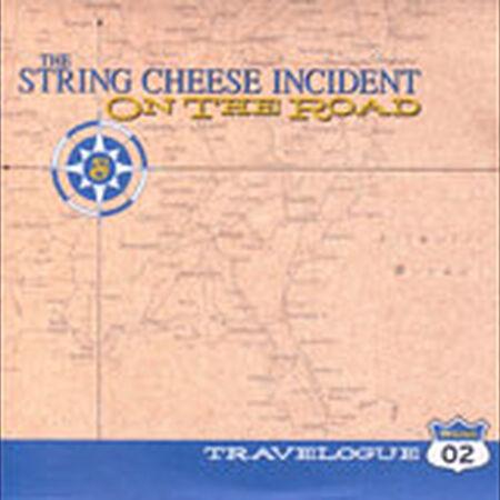 Travelogue Spring 2002