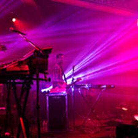 11/11/11 Crystal Ballroom, Portland, OR