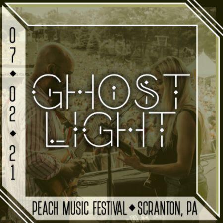 07/02/21 Peach Music Festival, Scranton, PA