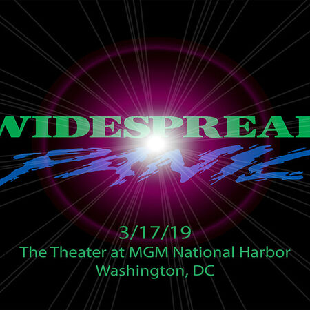 03/17/19 The Theater at MGM National Harbor, Washington, DC