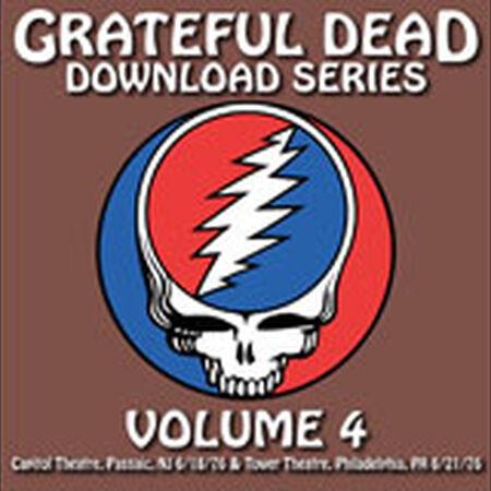 06/18/76 Grateful Dead Download Series Vol. 4: Capitol Theatre, Passaic, NJ