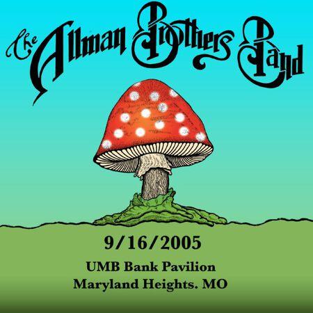 09/16/05 UMB Bank Pavilion, Maryland Heights, MO