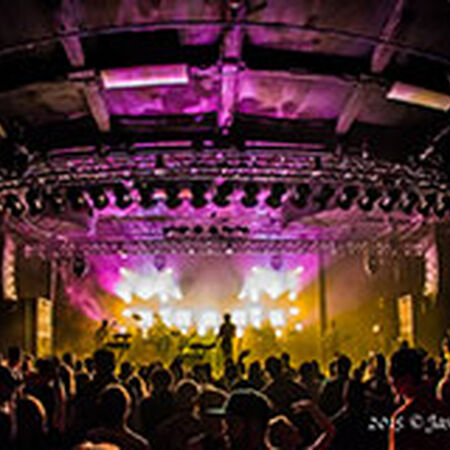 02/21/15 Roseland Ballroom, Portland, OR
