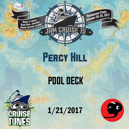 01/21/17 Pool Deck, Jam Cruise, US