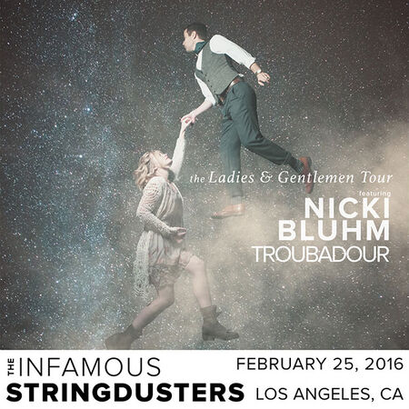 02/25/16 The Troubadour, West Hollywood, CA