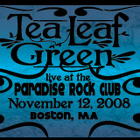 11/12/08 Paradise Rock Club, Boston, MA