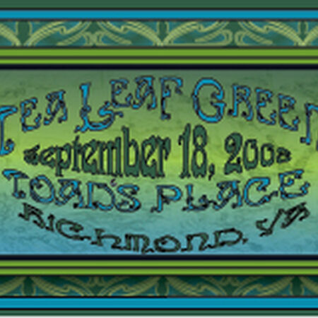 09/18/08 Toads Place, Richmond, VA