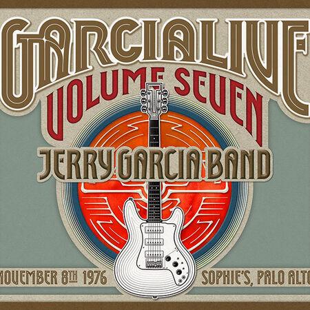 11/08/76 GarciaLive Vol. 7 - Sophie's, Palo Alto, CA